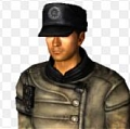 Fallout 3 Enclave Officer Costume