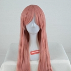 Pink Wig (Long,Straight, CF08)