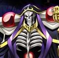 Overlord II Momonga Костюм