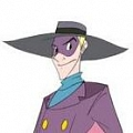 Darkwing Duck Darkwing Duck Costume (Human Version)