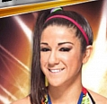 Bayley Cosplay Costume from WWE