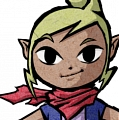 The Legend of Zelda Tetra Kostüme