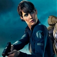 Maria Hill Cosplay Costume from Avengers: Infinity War