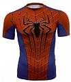 Spider Man Человек-паук Косплей (short sleeve, classic)