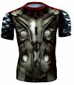 Thor (short sleeve, Armor) 3D T-Shirt from Thor