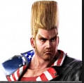 Paul Cosplay Costume Wig from Tekken