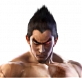 Kazuya Wig from Tekken