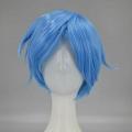 Short Blue Wig (335)