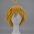 Short Yellow Wig (614)