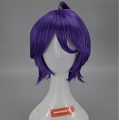 Short Purple Wig (653)