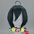 Short Blue Wig (482)