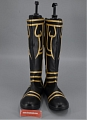 Dynasty Warriors Zhou Yu chaussures (5886)