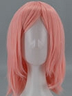 Pink Wig (Medium, Straight, Hanamomo CF27)