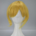 Medium Straight Pony Tail Yellow Wig (2003)