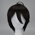 Short Black Wig (2350)