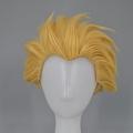 Short Blonde Wig (3787)