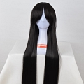 Long Straight Black Wig (4481)