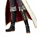 Tales of Berseria Eizen Scarpe (Pirate)