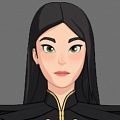Claudia Cosplay Costume from The Dragon Prince