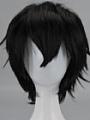 Short Black Wig (6924)