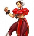 Street Fighter Chun Li Kostüme (031-C04 Red)