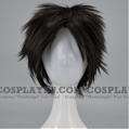 Short Black Wig (7052)
