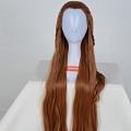Long Wavy Brown Wig (7980)