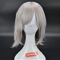 Medium Straight Silver Wig (5905)