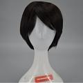30 cm Short Black Wig (5569)