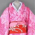 Japanese Lungo Kimono Cosplay Costume