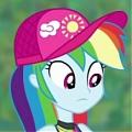 Мой маленький пони Радуга Дэш Костюм (Swimsuit)