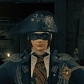 Blue Mage Cosplay Costume from Final Fantasy XIV