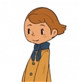 Tony Barde Cosplay Costume from Professor Layton
