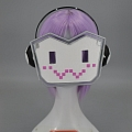 Rina Tennoji Cosplay Costume Mask and Headset from Love Live! PERFECT Dream Project