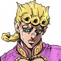 Giorno Cosplay Costume (Purple, Artificial Leather) from JoJo's Bizarre Adventure