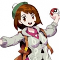 Female Trainer Cosplay Costume from Pokemon Sword and Shield