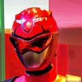 Devon Parts (Beast Morphers Red) from Power Rangers Beast Morphers