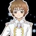 Syaoran Cosplay Costume (Snow Angel) from Cardcaptor Sakura