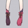 Meika Shoes from Vocaloid