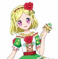 Fuwari Midorikaze Cosplay Costume (Cyalume Coord) from PriPara