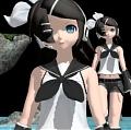 Vocaloid Lin Haine Costume