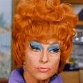 Bewitched Endora Peruca