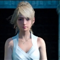 Lunafreya Nox Fleuret Cosplay Costume from Final Fantasy XV