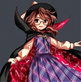 Sumireko Usami Cosplay Costume from Touhou Project
