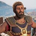Brasidas Cosplay Costume from Assassin's Creed Odyssey