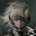 Metal Gear Rising: Revengeance Raiden Perruque