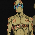 Secco Cosplay Costume from Golden Wind
