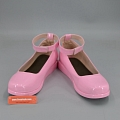 Lenalee Shoes (Pink) from D Gray Man