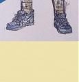 Noi Shoes from Dorohedoro