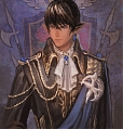Ser Aymeric Cosplay Costume (3rd) from Final Fantasy XIV